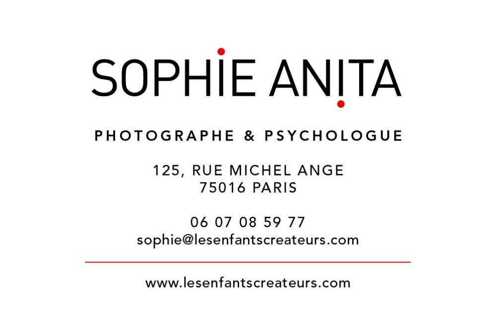 Sophie Anit Psy Carte De Visite